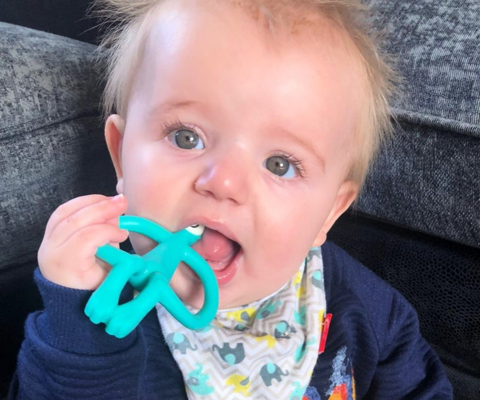 Popular Teething Toys To Brighten Baby's Day