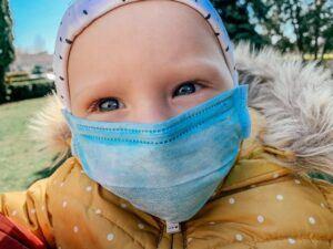 should-babies-wear-masks