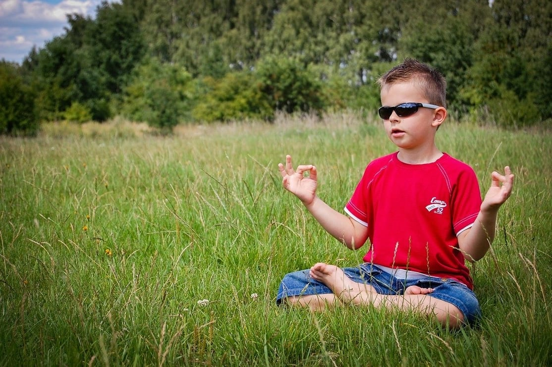Guided Meditation For Children – Can It Really Help Them Sleep?